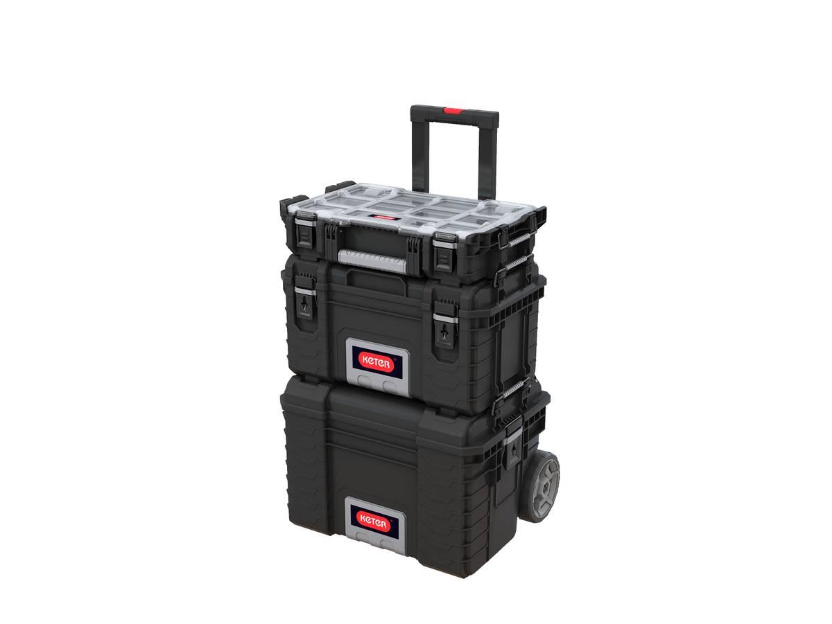 מערכת אחסון כלי עבודה מקצועית PRO GEAR