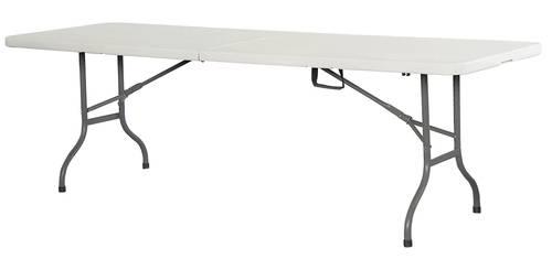 שולחן תוצרת כתר מתקפל 1.80 מ Fold&Go